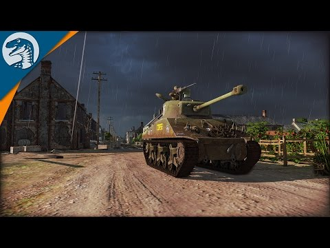 NORMANDY LANDINGS & BATTLES | Steel Division: Normandy 44 Multiplayer Gameplay