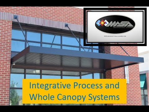 Integrative Process: Architectural Canopy System Design