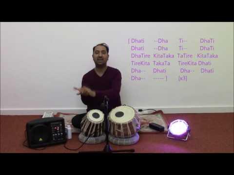 Tabla Lesson Learn Chakradhar