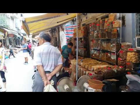 Street day market Guangzhou