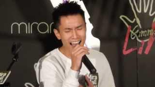 21/9/2013 陳柏宇 - PERFECT(恭碩良) GIMME LIVE