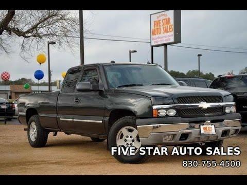 2005 Chevrolet Silverado 1500 Lt Review Youtube