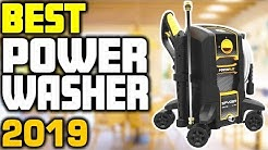 5 Best Power Washer in 2019