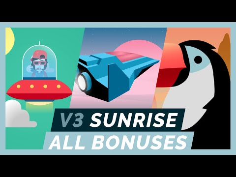 Incredibox - V3 Sunrise - All Bonuses