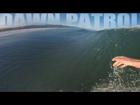 POV Surf Raw: Waking Up To A PERFECT Beach Break!