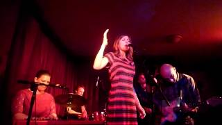 2 Tammy Payne - Viva Outsider - at The Green note 16 - 06 - 2015
