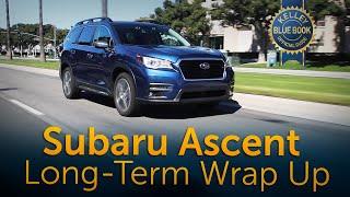 2019 Subaru Ascent - Long-Term Wrap Up