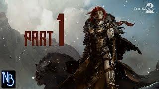 Guild Wars 2 Walkthrough Part 1 No Commentary