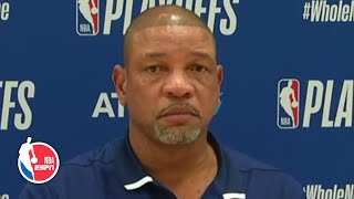 Doc Rivers on what went wrong for the Clippers in Game 2 loss to Nuggets | 2020 NBA Playoffs