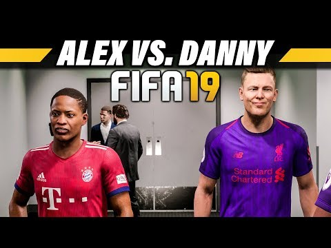 ALEX vs. DANNY – FIFA 19 The Journey Champions Deutsch #2 – Lets Play 4K Gameplay German