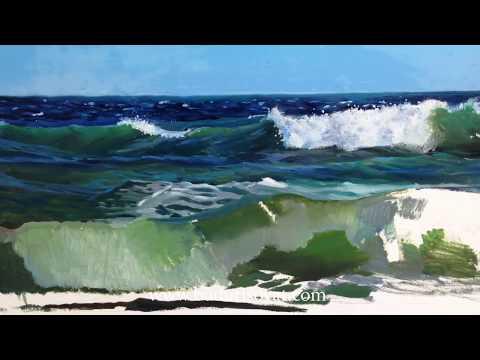 Автор Учебные видео. Видео уроки Обучение живописи маслом