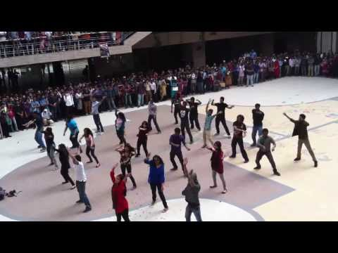 T20 World Cup 2014 Theme Live Performance at NSU