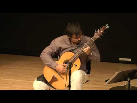 Fulbright MESTC Visiting Scholar Classical Guitar Concert, December 18th 2013