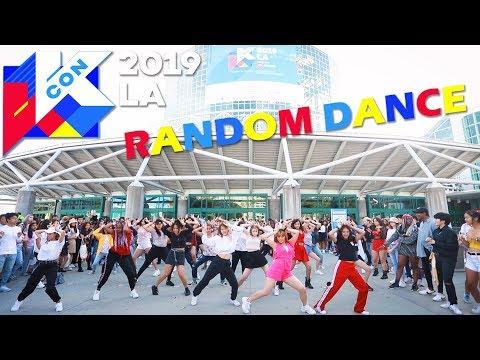KPOP RANDOM PLAY DANCE ft EAST2WEST KCON19LA