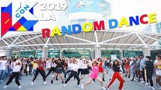 KPOP RANDOM PLAY DANCE ft. EAST2WEST @KCON19LA