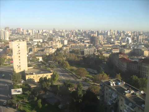 Baku - Azerbaijão Cityscapes