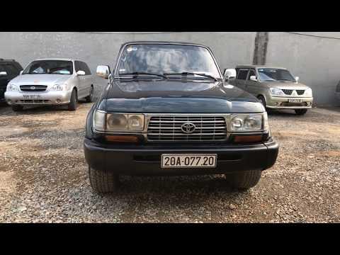 Toyouta Land Cruiser 2007 Số Sàn Hai Cầu 7chỗ Bản 4.5 Máy Xăng Giá 148 Triệu Lh0931.515.611