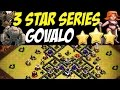 3 Star Series: Govalo TH9 Attack Strategy Fastest Attack | Clash of Clans