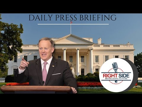 LIVE COVERAGE: White House Daily Press Briefing w/ Sean Spicer - 6/12/17