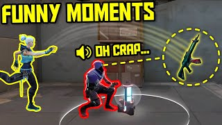 FUNNIEST MOMENTS IN VALΟRANT #20