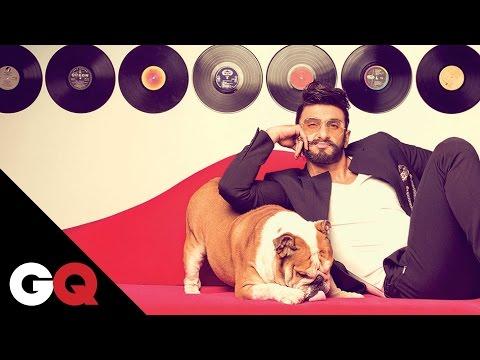 Ranveer Singh In GQ: The Wild One