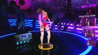 What is Love Dance Central 2 Hard 100%