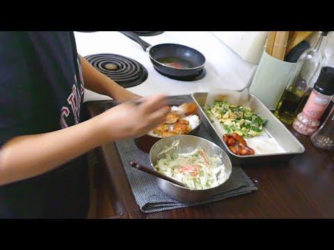 #21 Husband's Bento Lunch Box Preparation /今日の旦那弁当です。