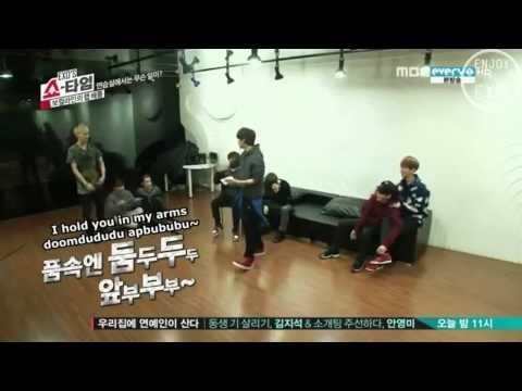 Chanyeol's rap vs member''s rap