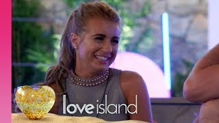 Dani Reveals Who Her Famous Dad Is | Love Island 2018
