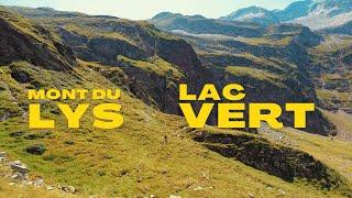 RANDO Martin & Jo - Mont du Lys - Lac vert - ( Test DJI Osmo pocket 2 )