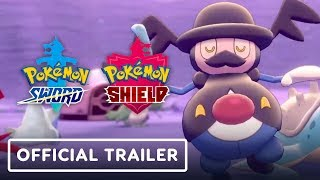 Pokemon Sword and Pokemon Shield - Official Trailer
