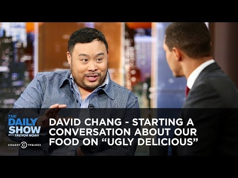 """David Chang - Starting a Conversation About Our Food on """"Ugly Delicious"""" 