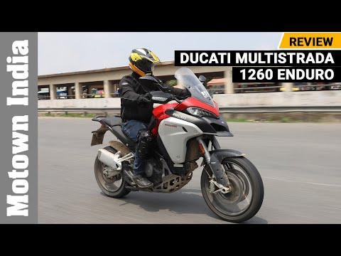 Ducati Multistrada 1260 Enduro | Motown India