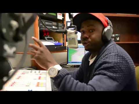 KCRH 89.9 FM Lucky Dollazz Interviews Blaq Tuxedo 12/3/2014