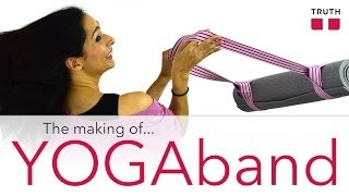 The Making of The YOGAband | TruthBelts | Vegan Vegetarian Belts & Accessories Thumbnail