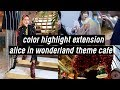 Color Highlight Extensions in Korea, Alice in Wonderland Theme Cafe, M&G Singapore | DTV #47