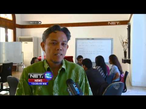 Rumah bahasa di Surabaya, bebas pelajari berbagai bahasa asing - NET12