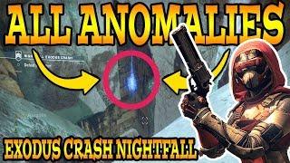 Destiny 2 EXODUS CRASH NIGHTFALL All Anomalies  How To Complete Nightfall 91917