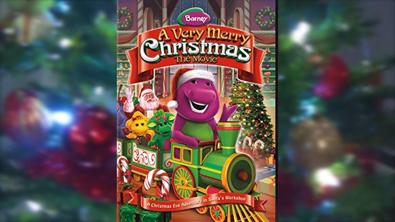 barney a very merry christmas the movie 2011 christmas review - Barney Christmas Movie