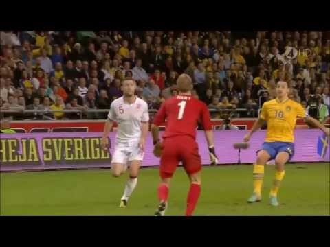 Zlatan Ibrahimovic - Top 5 Goals ever (HD)