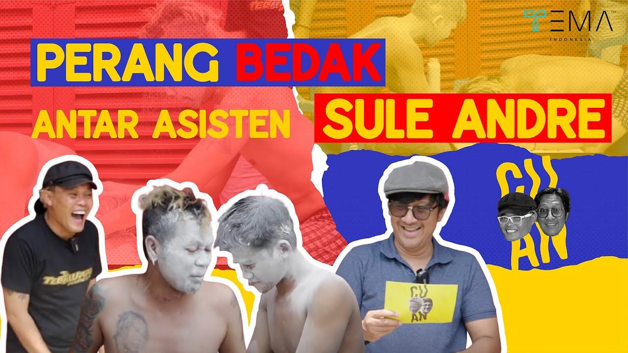 ASISTEN SULE DAN ANDRE PERANG BEDAK. YANG MENANG NAIK GAJI!! | CUAN - Tema Indonesia