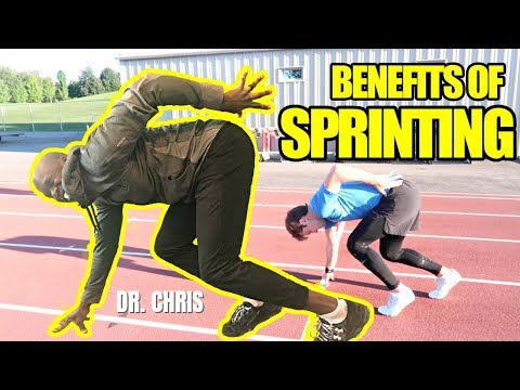 Surgeon Explains The BENEFITS OF SPRINTING