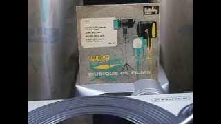 Eddie Barclay et son orchestre Blue Bell Polka 1956