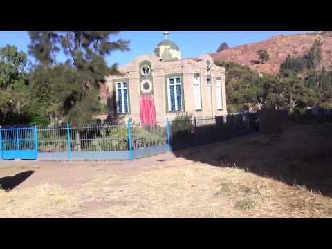 Ark of the Covenant Procession Axum Ethiopia Feb 9, 2011