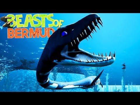 Beasts of Bermuda - Novo Jogo De Dinossauros, Perigos Na Ilha!   (#1) (Gameplay/PT-BR)