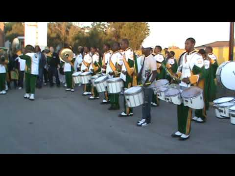 Kentucky State University vs. Central State Percussion