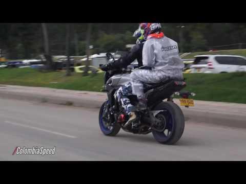 Superbikes Colombia #5: Mucha velocidad y Revs - Panigale, S1000RR, MT09 y más...