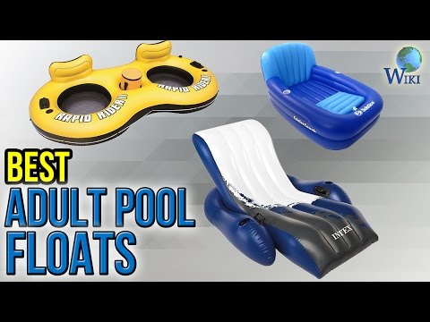 10 Best Adult Pool Floats 2017