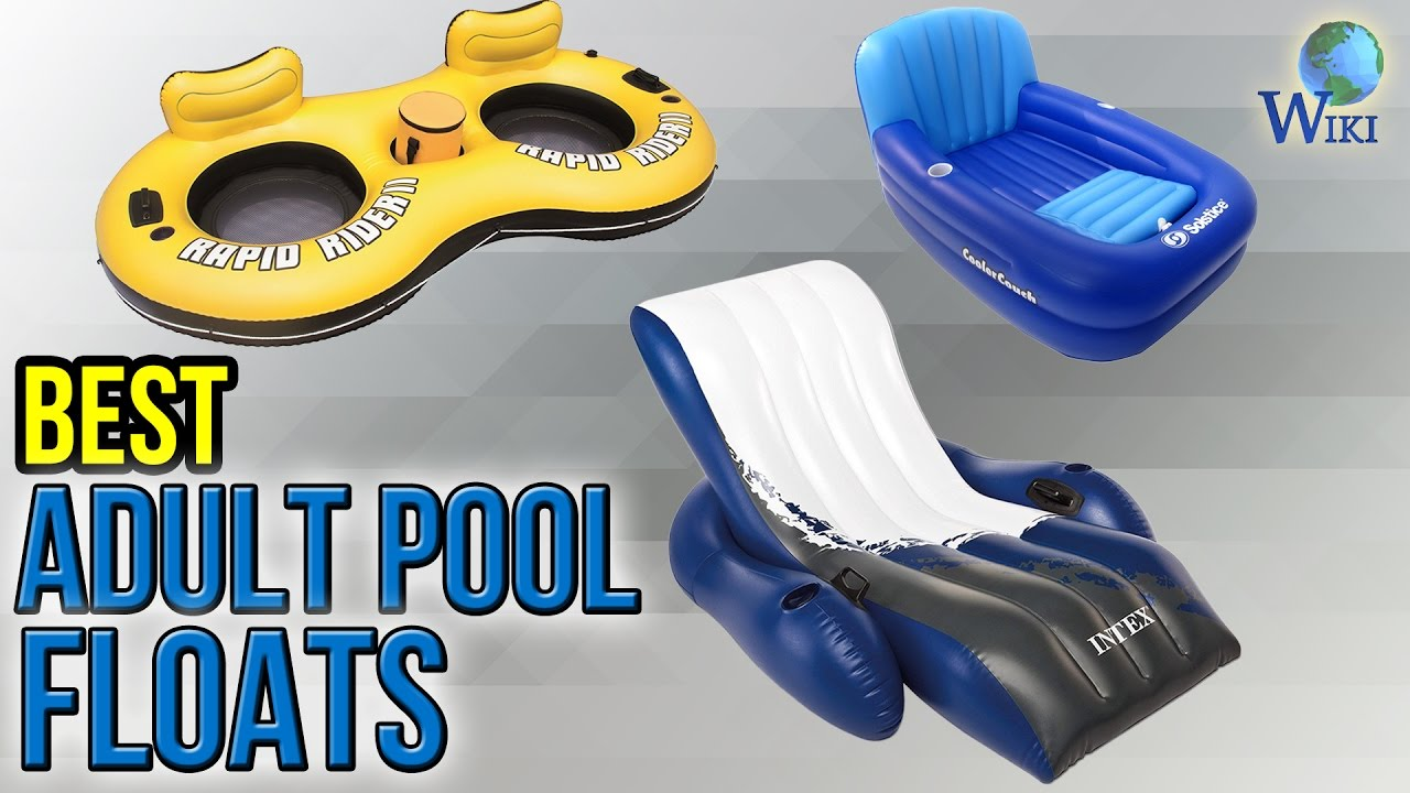 10 Best Pool Floats 2017