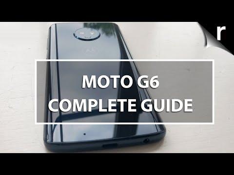 motorola-moto-g6:-a-complete-guide